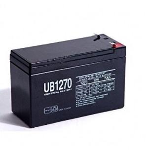Batería recargable ácido plomo