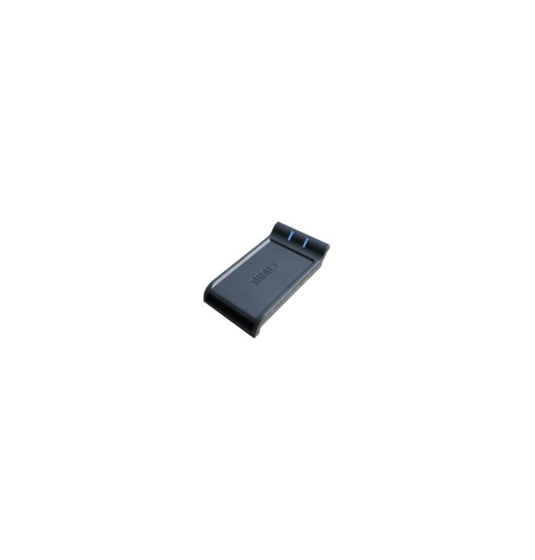 Lector / Enrolador de tarjetas RFID (Sobremesa). Conexión USB