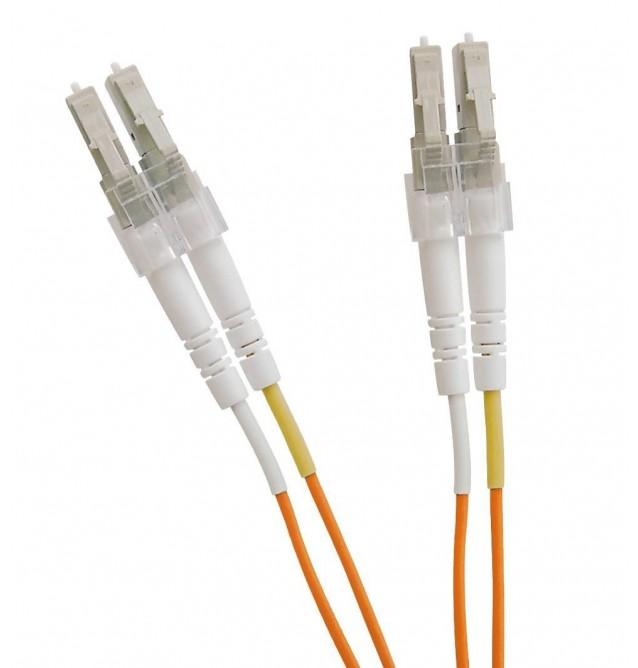 Latiguillo fibra óptica multimodo OM2 dúplex LC/LC