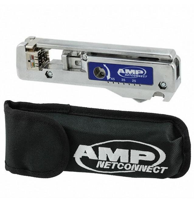 Herramienta conexionado-terminación tomas SL. Commscope-AMP