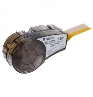 Cartucho etiquetas BRADY para cables/latiguillos Self-lam Vinyl 31,8 mm
