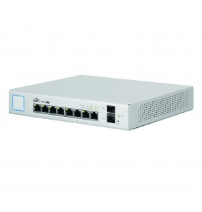 Unifi Managed PoE+ 8xGigabit Switch, 2xSFP 150W