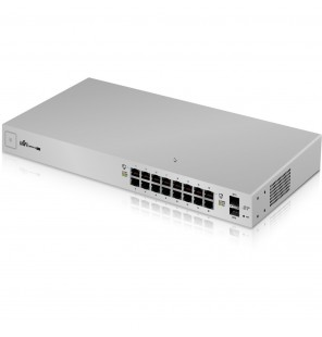 Unifi Managed PoE+ 16xGigabit Switch, 2xSFP 150W