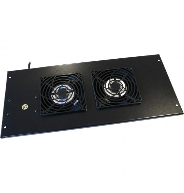 Módulo ventilación techo 2 ventiladores sin termostato para mural ENVIRON WR