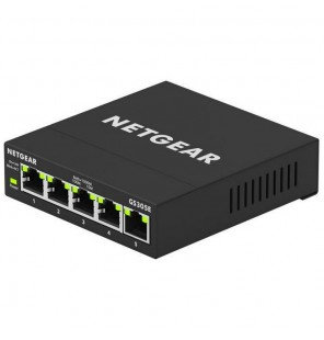 Switch 8 puertos Gigabit PoE & 2 puertos SFP Web Managed Netgear