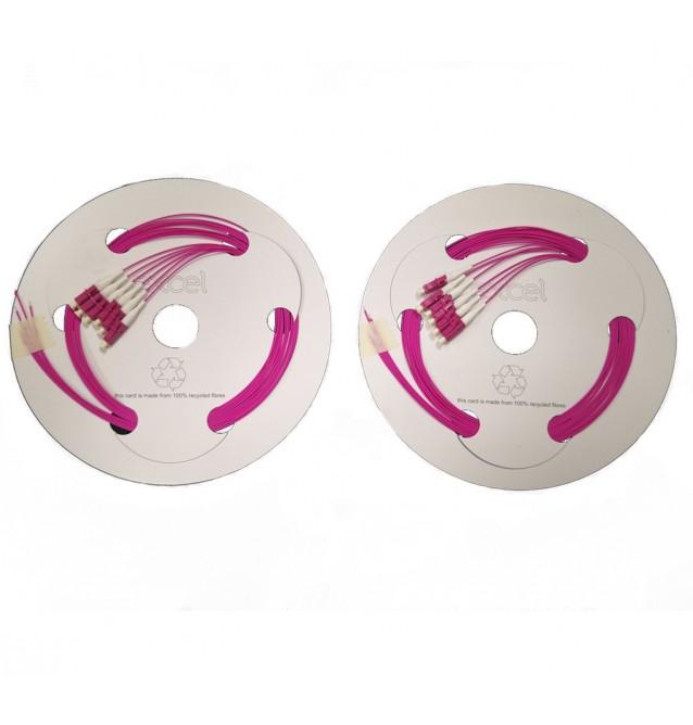 Pigtail de fibra óptica Multimodo OM1 SC