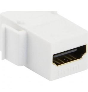 Adaptador/Doble Hembra HDMI 1.4 formato Keystone Excel