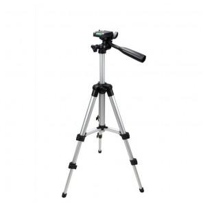 Trípode compatible con cámaras térmicas.