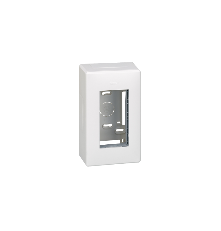 Cajas de pared Superficie Simon 500 CIMA